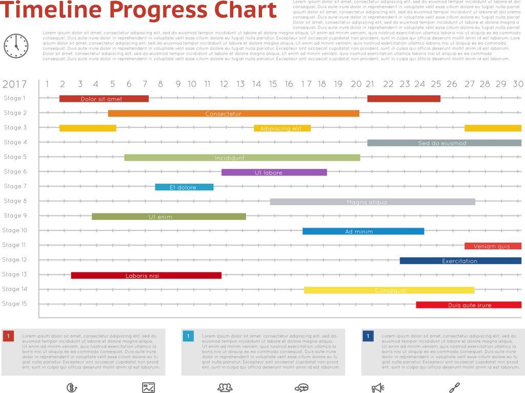 Excel內建圖表,就能畫「甘特圖」!簡單 4 步驟,讓專案排程一目瞭然
