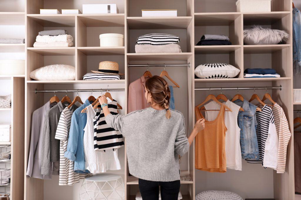 完善衣櫃設計,讓你的衣服不再大爆炸